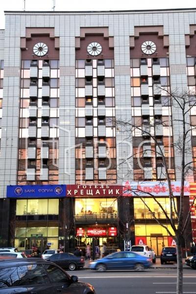 Hotel Khreshchatyk for sale. Kiev