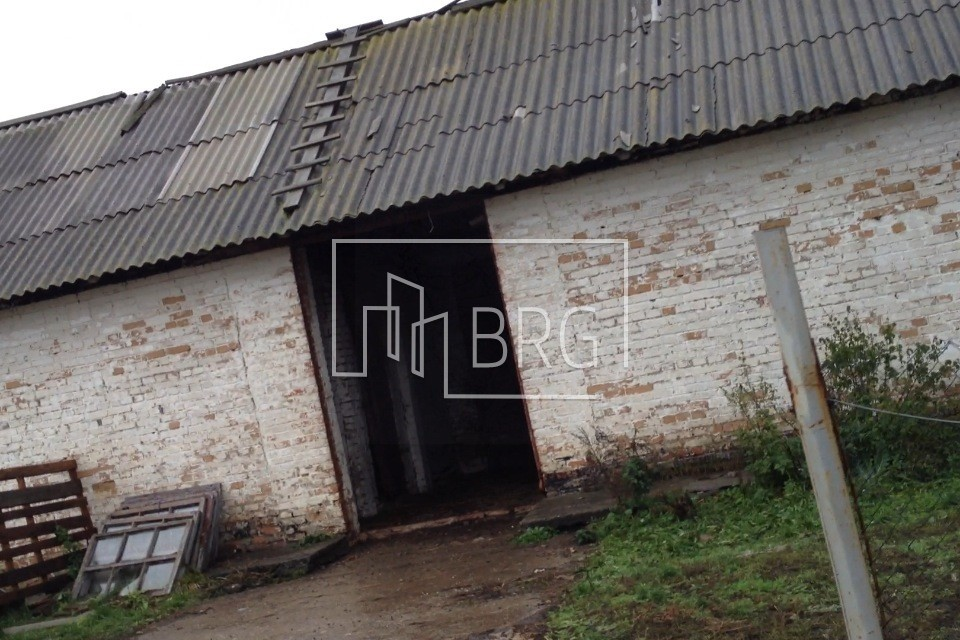 Farming building in Obukhov district. Kiev region