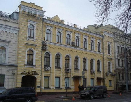 Sale of Building in Shevchenkovskiy District. Kiev