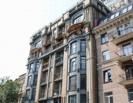 Apartment 120m Shevchenko district. Kiev