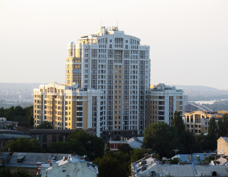 Sale of apartment 484m with a view of the Dnieper Pechersk district. Kiev