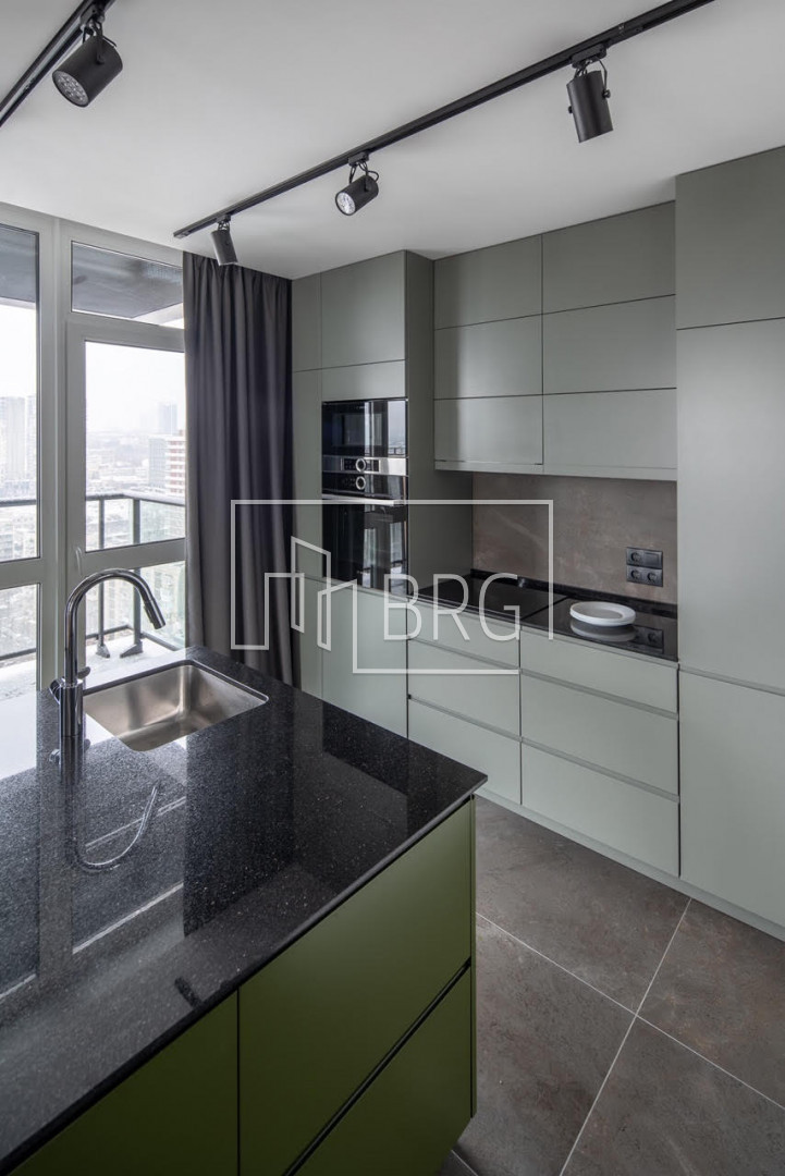 "Apartment in the residential complex ""French Quarter-2"" 63m, Pechersky district. Kiev"
