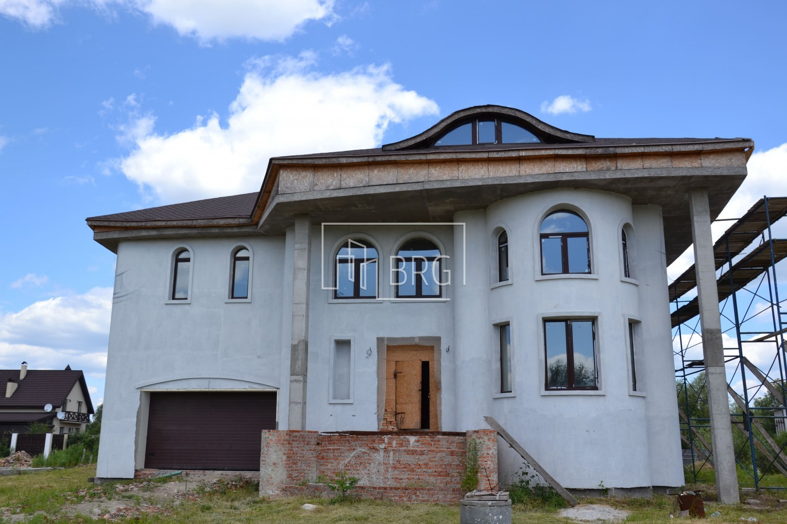 House 642 m2, near the Lake, Obukhov district. Kiev region