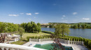 House 450m with access to the lake in the village of Krasnoye. Kiev region