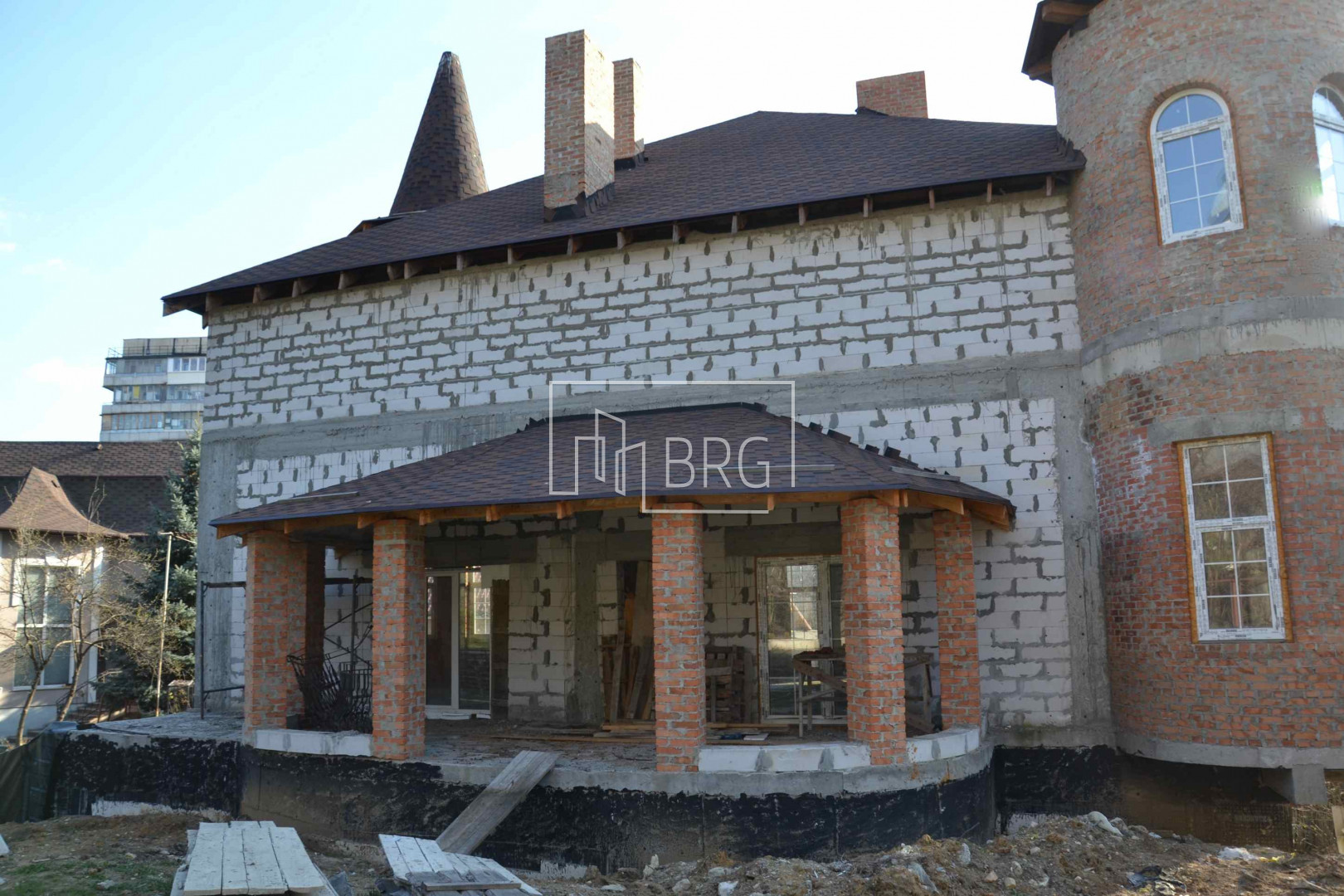 House 750m in the center of Kiev on Pechersk. Kiev