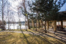 House KG Golden Gate 500m with access to the lake. Kiev region