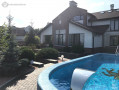 House 500m with an outdoor pool in the Foresters of Kiev-Svyatoshinsky district. Kiev region