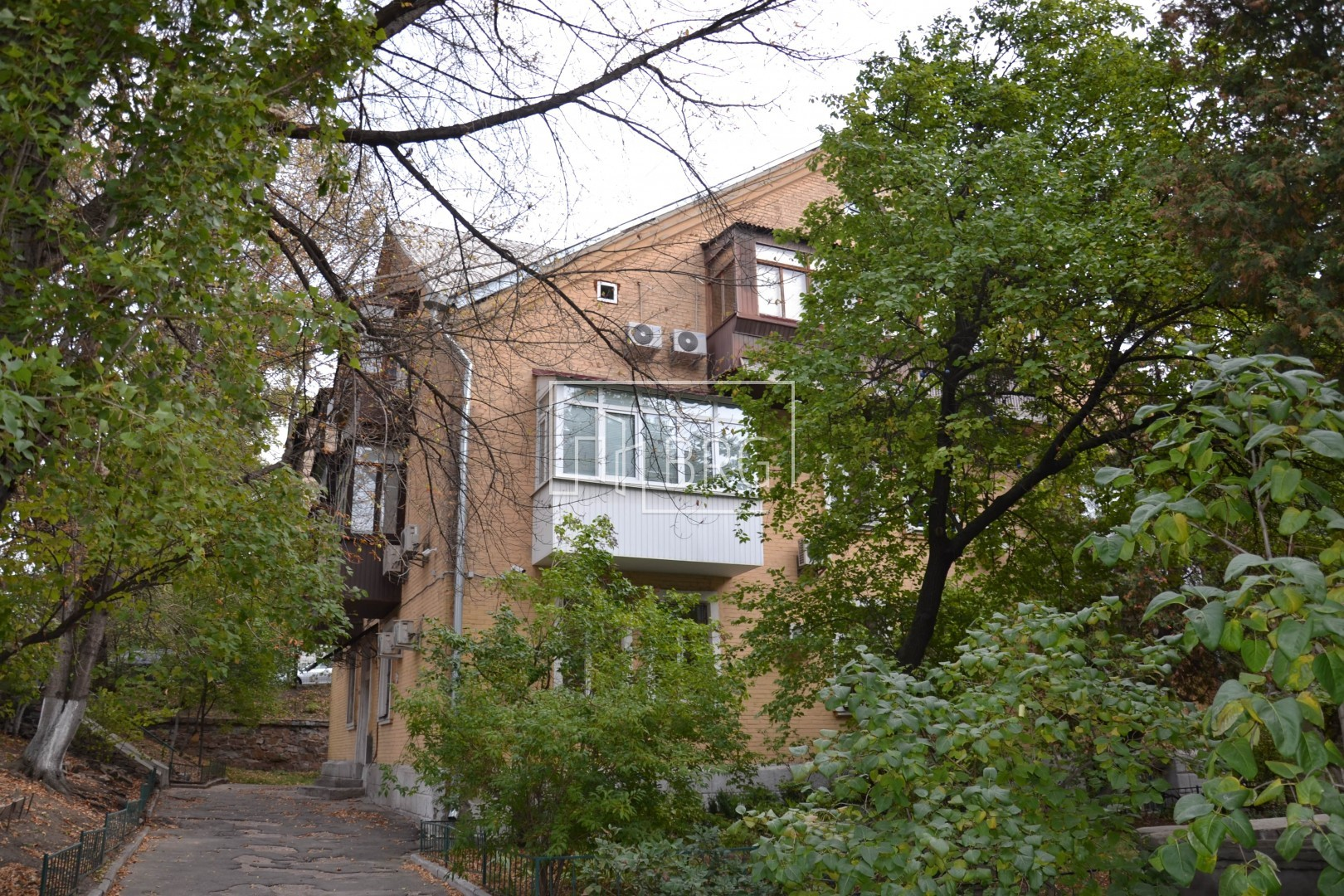 Two-level apartment, Pechersk District. Kiev