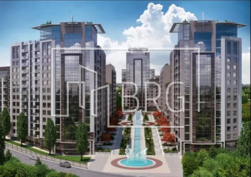 "Sale of the three-room apartment 78m Residential Complex ""Boulevard of Fountains"". Kiev"