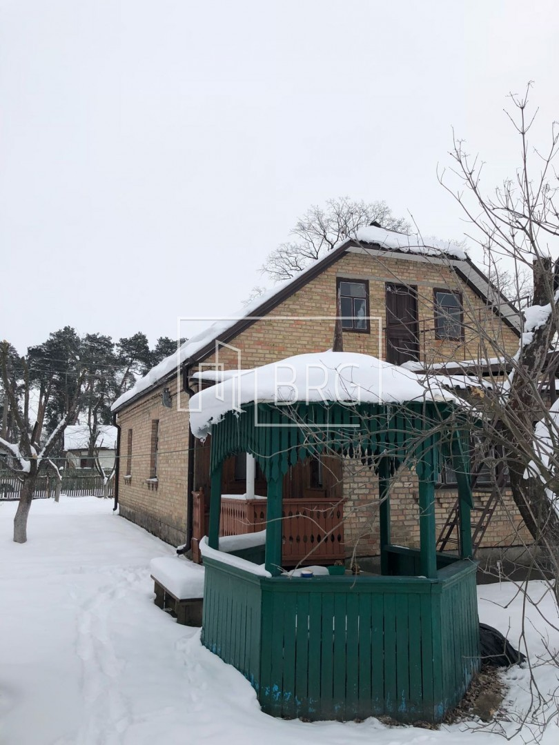House 91.9 m2, Borodyansky district, Nemeshaevo. Kiev region