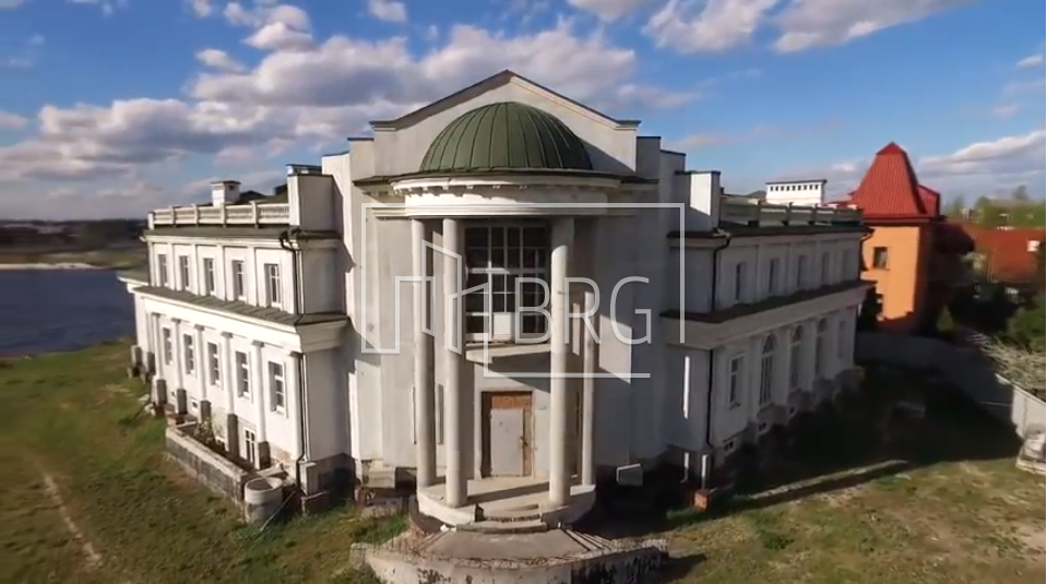 House in Classic Style 690 m2, Obukhov district. Kiev region