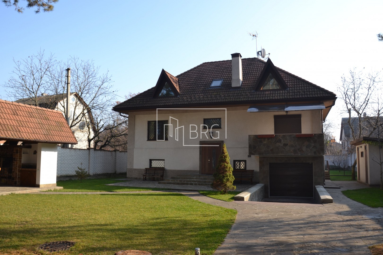 House rental Rudyki. Kiev region