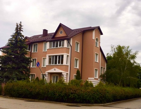 House 800 m2, Kozin, Obukhov district. Kiev region