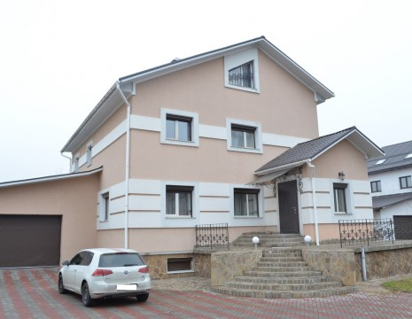 House 450 m2, Podgortsy, Obukhov district. Kiev region