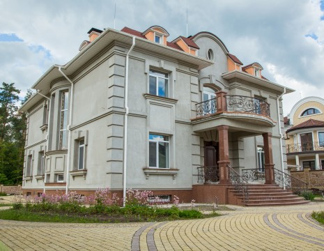 House 587.4 m2, Chaiky, Kiev-Svyatoshinsky district. Kiev region