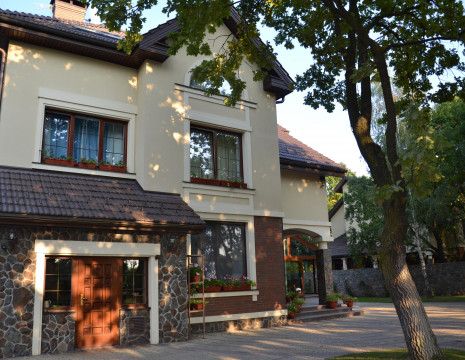 House in the pine forest Romankov 420m. Kiev region