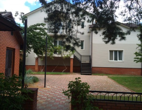 House 233.4 m2, Cottage Town Svitanok near Kozinka, Obukhov district. Kiev region