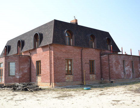 House KG Dniprov Khvylya 445m with access to the sleeve of the Dnieper. Kiev region