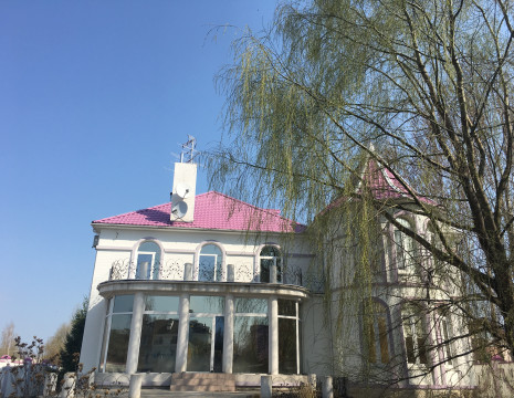 House KG Golden Gate 523m with access to water. Kiev region